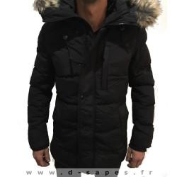 PARKA pour homme de la marque black soul nouvelle collection  hiver 2016 pas cher fourré