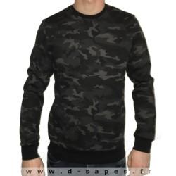 Sweat  sans capuche imprimer camouflage dernière collection  armita alfaroz h landers